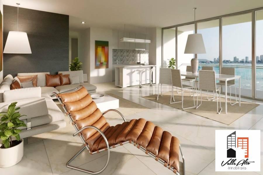 Salinas, SANTA ELENA, Ecuador, 3 Habitaciones Habitaciones, ,3 BathroomsBathrooms,Apartamentos,Venta,Edificio Perla Azul,Gral. Enriquez Gallo,3,42527