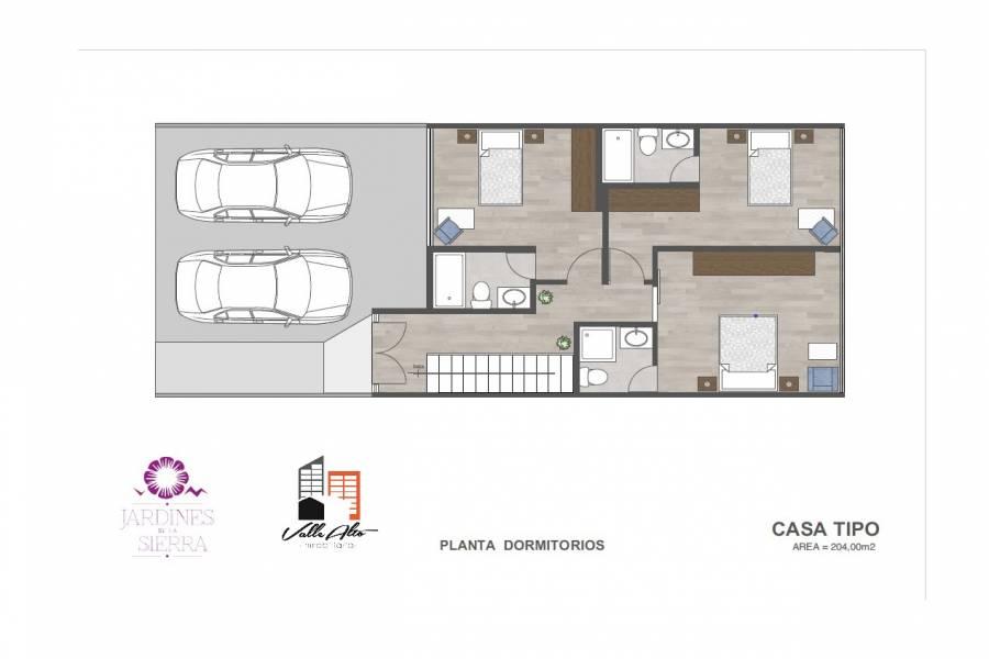 Cuenca, AZUAY, Ecuador, 3 Habitaciones Habitaciones, ,3 BathroomsBathrooms,Casas,Venta,Jardines de la Sierra,Via Monay Baguanchi Paccha,3,42528