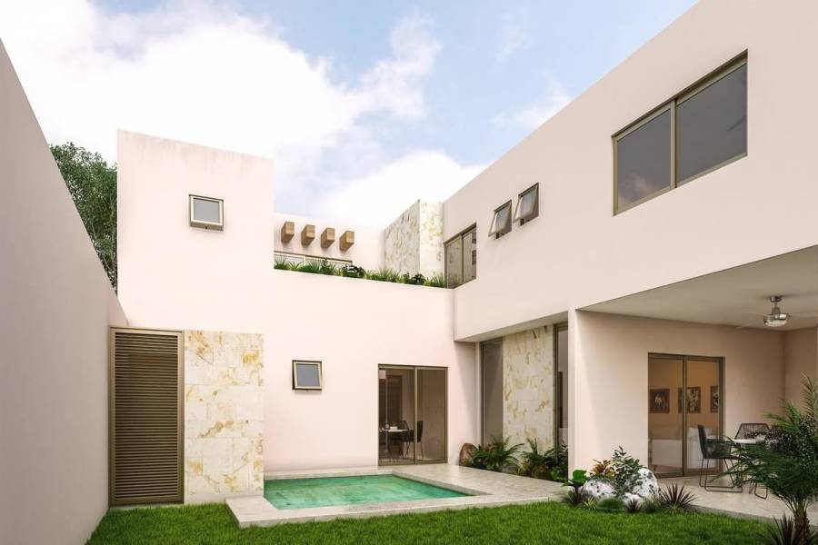 Mérida,Yucatán,Mexico,3 Bedrooms Bedrooms,3 BathroomsBathrooms,Casas,4707