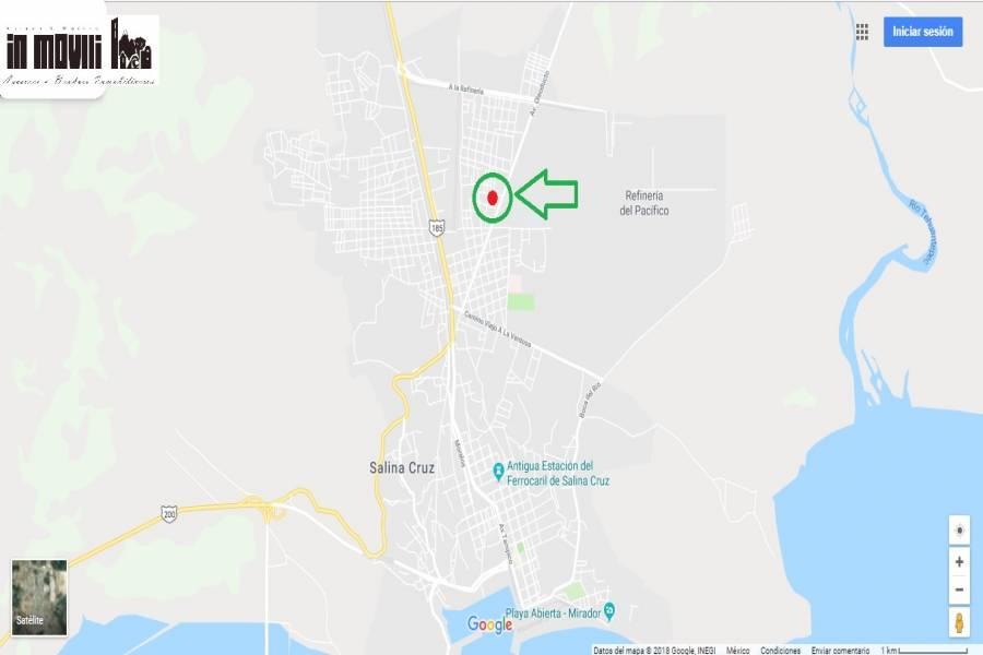 salina cruz, Oaxaca, Mexico, ,Bodega comercial,Alquiler-Arriendo,presa benito juarez ,42570