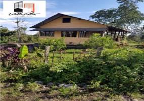 Macas, MORONA SANTIAGO, Ecuador, 3 Habitaciones Habitaciones, ,1 BañoBathrooms,Fincas-Villas,Venta,Via Macas Puyo,1,42600