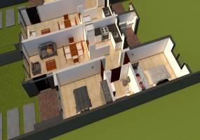 TRENQUE LAUQUEN, Buenos Aires, Argentina, 2 Habitaciones Habitaciones, ,1 BañoBathrooms,Duplex-Triplex,Venta,EMILIANO SÁENZ ,42625