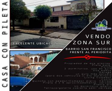 SALTA CAPITAL, Salta, Argentina, 5 Habitaciones Habitaciones, ,2 BathroomsBathrooms,Casas,Venta,42793