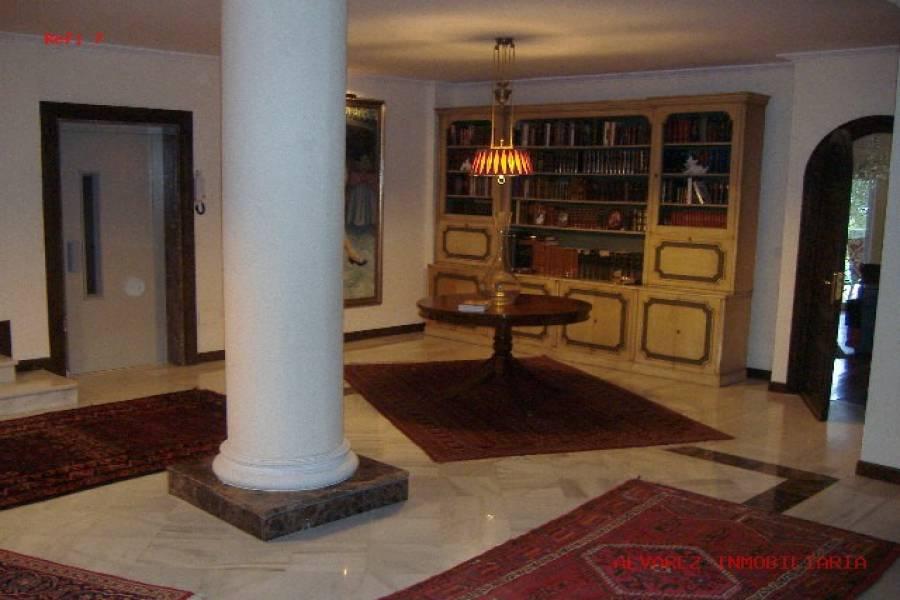 Málaga,Málaga,España,7 Bedrooms Bedrooms,5 BathroomsBathrooms,Fincas-Villas,4862