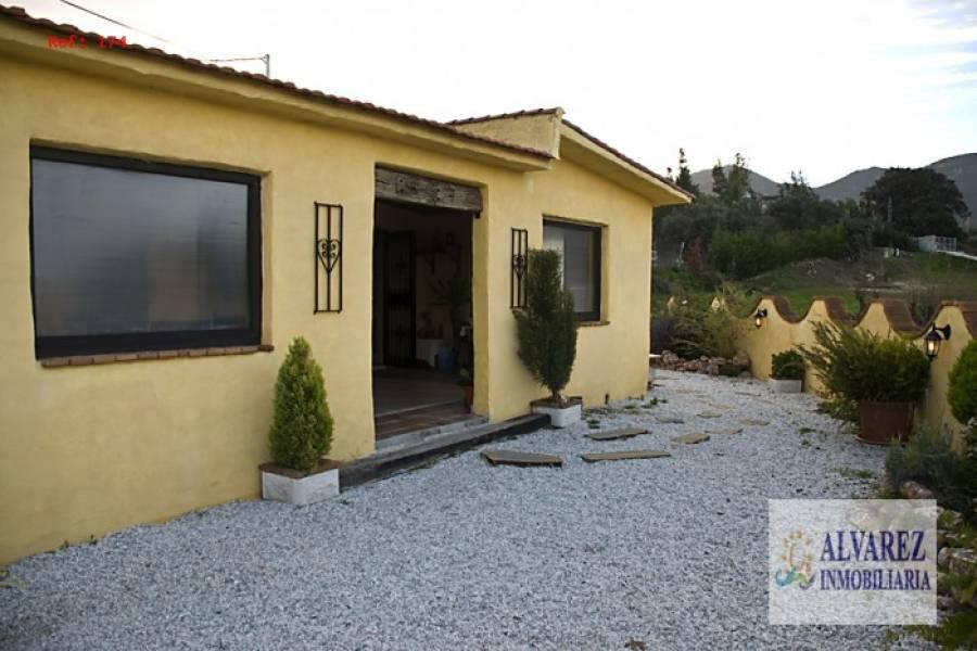 Alhaurín de la Torre,Málaga,España,1 Dormitorio Bedrooms,1 BañoBathrooms,Fincas-Villas,4888