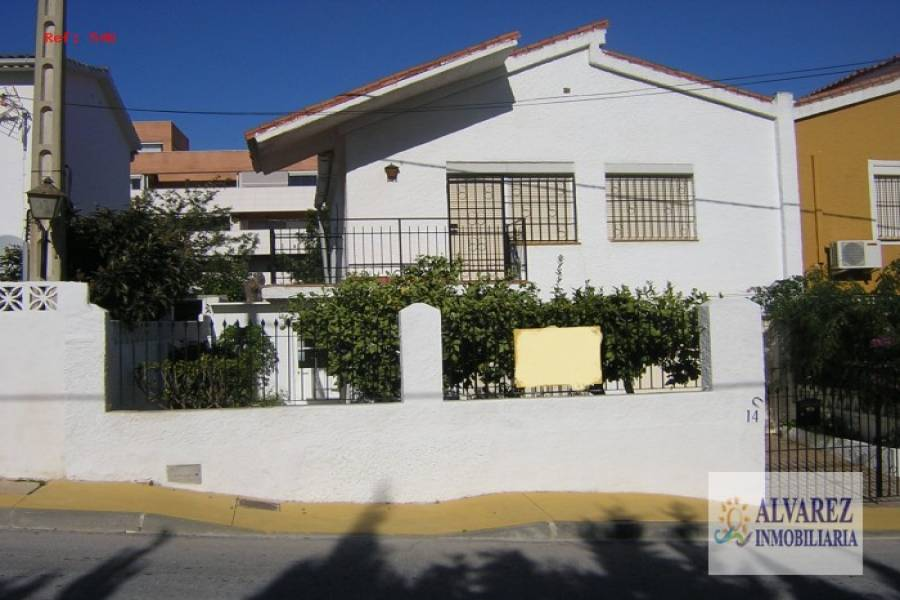 Torremolinos,Málaga,España,4 Bedrooms Bedrooms,2 BathroomsBathrooms,Fincas-Villas,4928