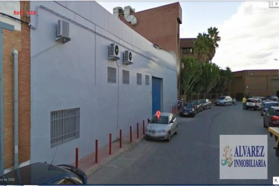 Málaga,Málaga,España,1 BañoBathrooms,Galpones-Tinglados-Naves,4945