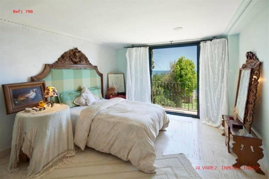 Mijas Costa,Málaga,España,5 Bedrooms Bedrooms,4 BathroomsBathrooms,Fincas-Villas,4979