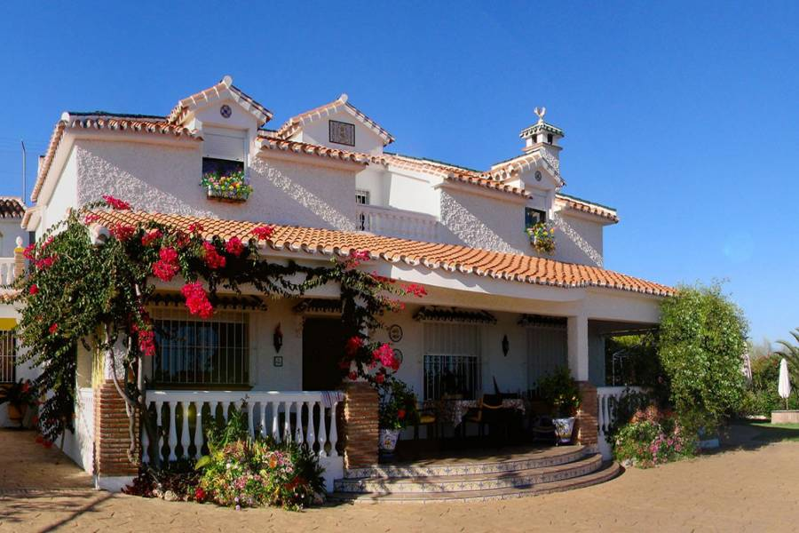 Benajarafe,Málaga,España,4 Bedrooms Bedrooms,4 BathroomsBathrooms,Chalets,4993