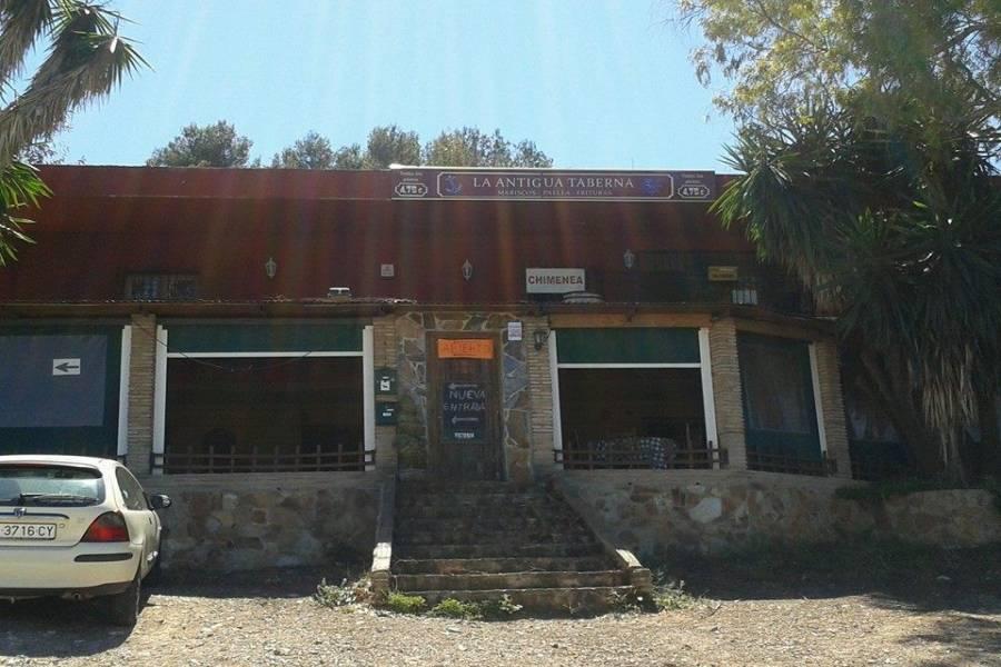 Churriana,Málaga,España,2 BathroomsBathrooms,Edificios,4998