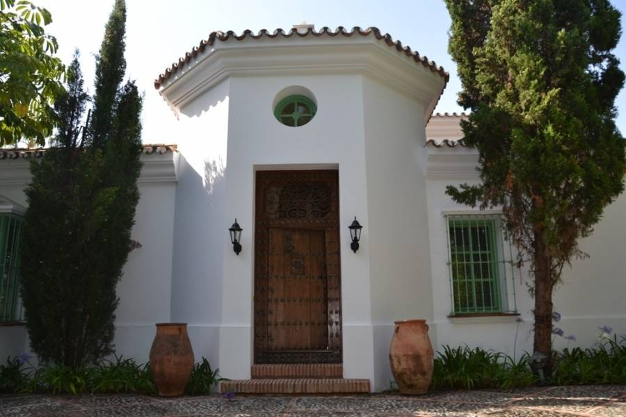 Marbella,Málaga,España,6 Bedrooms Bedrooms,7 BathroomsBathrooms,Fincas-Villas,5001