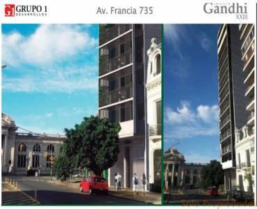 Rosario,Santa Fe,2 Habitaciones Habitaciones,2 BañosBaños,Departamentos,Av Francia,10,1410