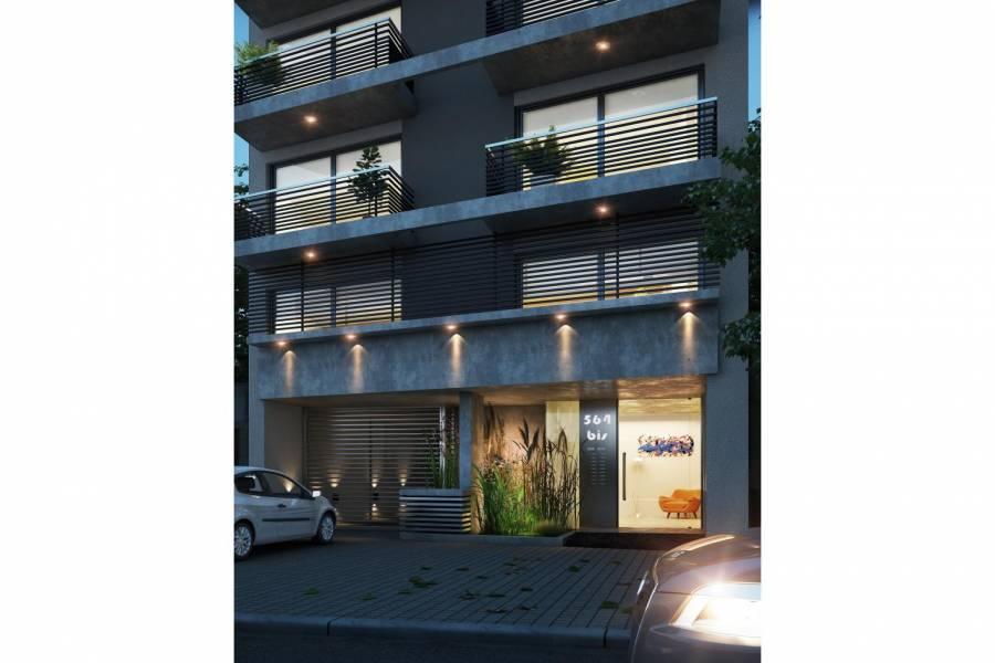 Rosario,Santa Fe,1 Dormitorio Habitaciones,1 BañoBaños,Departamentos,Avellaneda 564 Bis,Bv Avellaneda ,9,1421