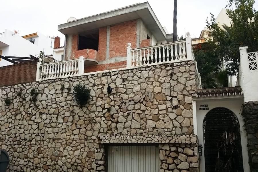 Benalmádena Costa,Málaga,España,Chalets,5190