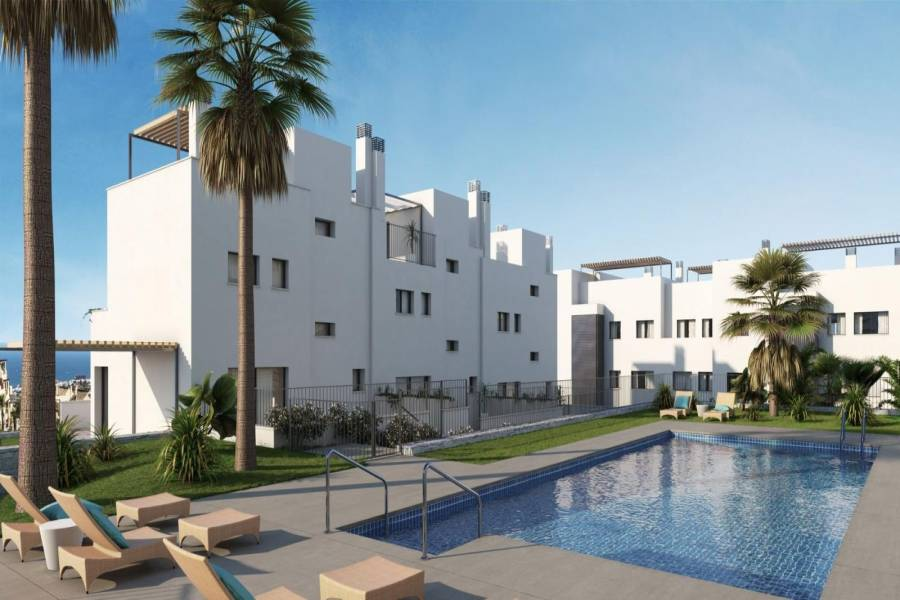 Benalmádena,Málaga,España,2 Bedrooms Bedrooms,2 BathroomsBathrooms,Chalets,5195