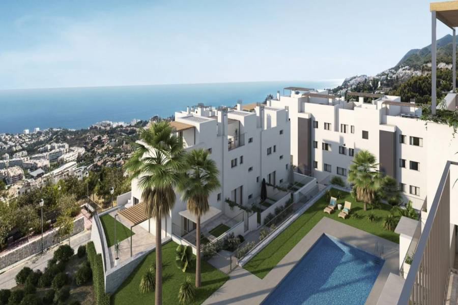 Benalmádena,Málaga,España,2 Bedrooms Bedrooms,2 BathroomsBathrooms,Chalets,5199