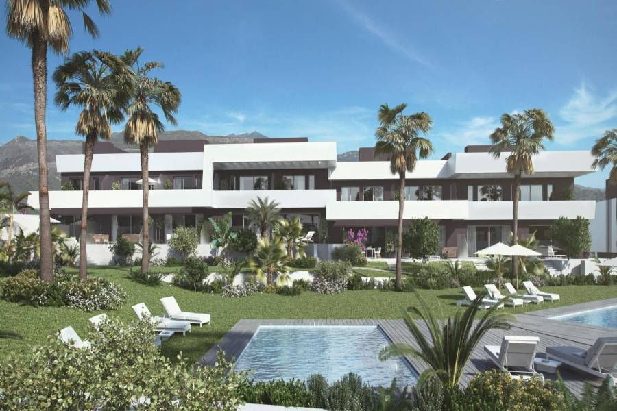 Mijas Costa,Málaga,España,2 Bedrooms Bedrooms,2 BathroomsBathrooms,Chalets,5208