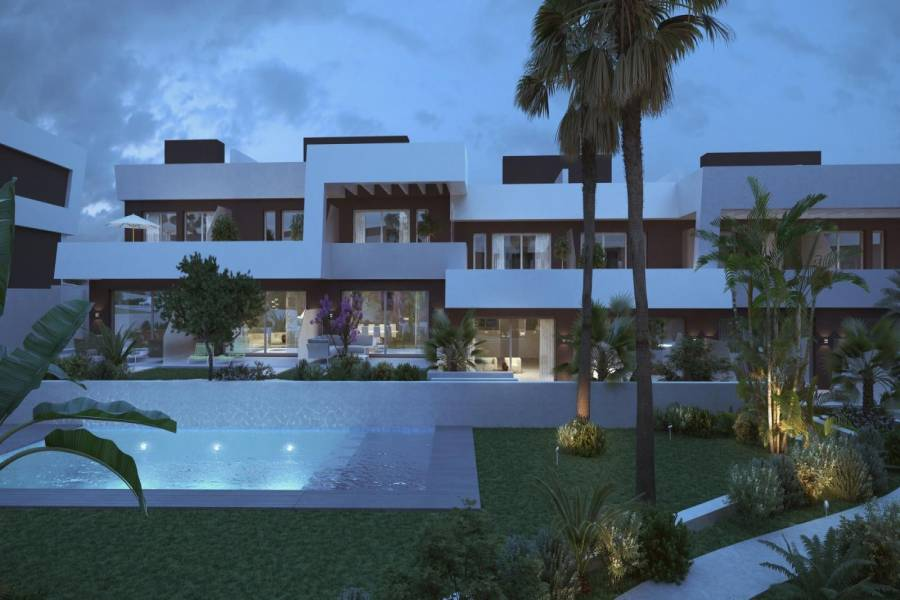 Mijas Costa,Málaga,España,4 Bedrooms Bedrooms,4 BathroomsBathrooms,Chalets,5209