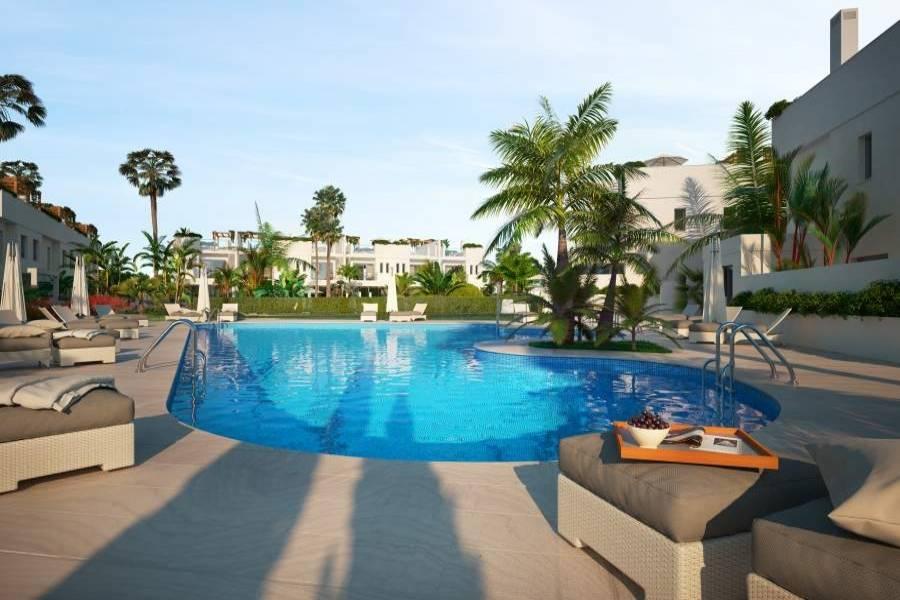 Mijas Costa,Málaga,España,3 Bedrooms Bedrooms,1 BañoBathrooms,Apartamentos,5213
