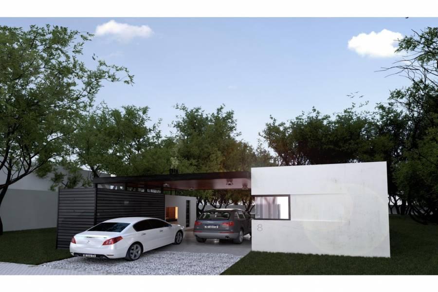 Funes,Santa Fe,1 Dormitorio Habitaciones,1 BañoBaños,Casas,Ayres Funes Barrio Privado,Las Margaritas,1439
