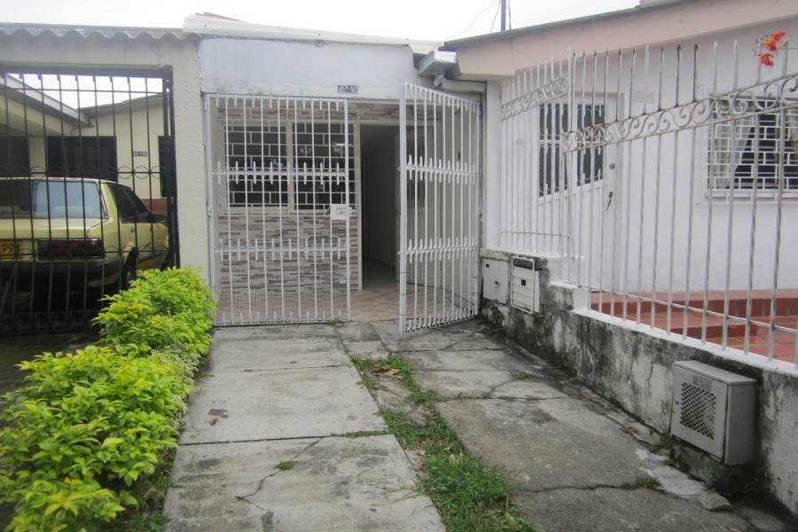 Cali,Valle del Cauca,Colombia,2 Bedrooms Bedrooms,1 BañoBathrooms,Casas,5451