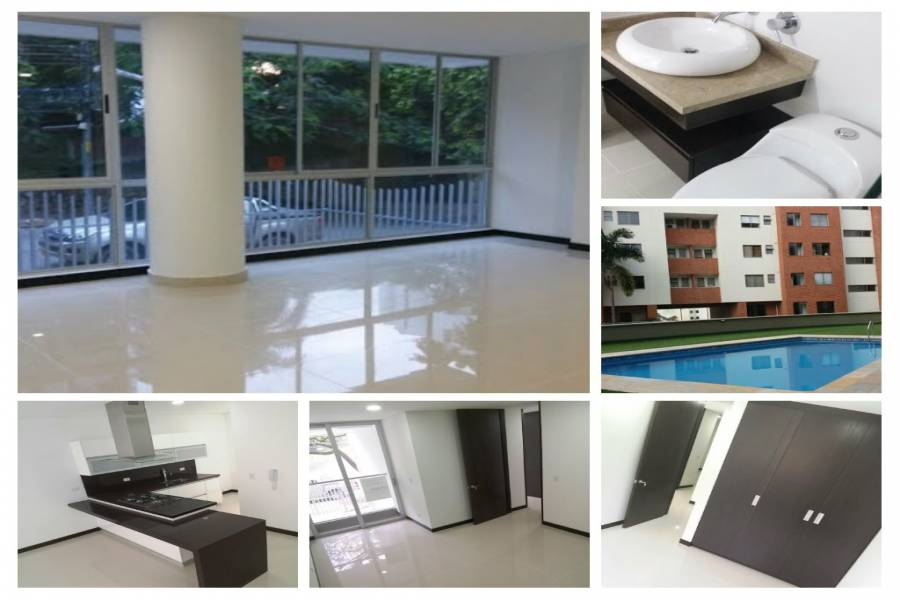 Cali,Valle del Cauca,Colombia,3 Bedrooms Bedrooms,3 BathroomsBathrooms,Apartamentos,3,5600