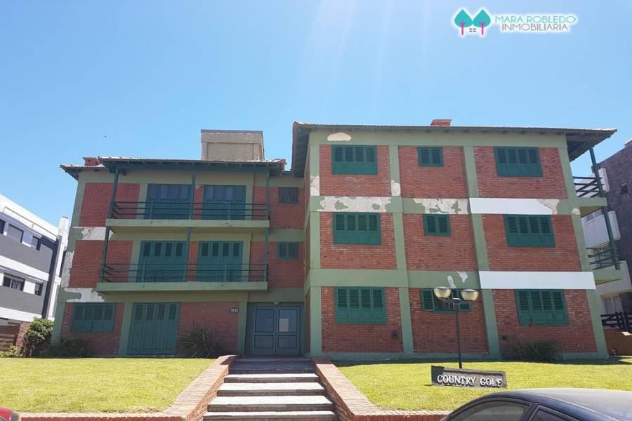 Pinamar,Buenos Aires,Argentina,1 Dormitorio Bedrooms,1 BañoBathrooms,Apartamentos,AV DEL MAR 1932,5627