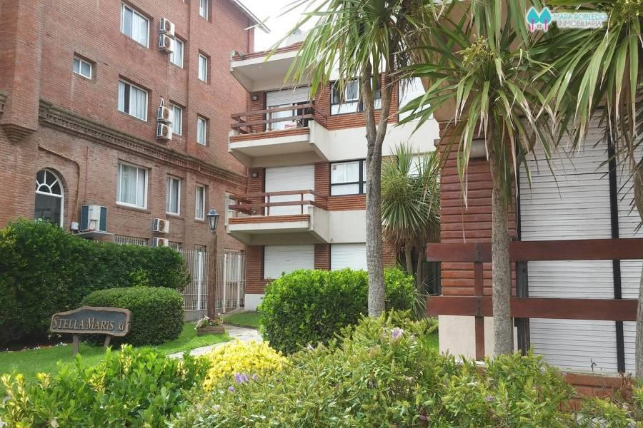 Pinamar,Buenos Aires,Argentina,1 Dormitorio Bedrooms,1 BañoBathrooms,Apartamentos,BURRIQUETAS 61 PB,5649