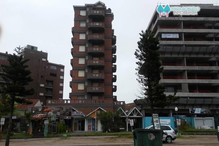 Pinamar,Buenos Aires,Argentina,2 Bedrooms Bedrooms,1 BañoBathrooms,Apartamentos,AV BUNGE,5736