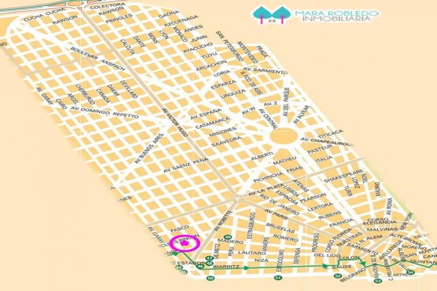 Ostende,Buenos Aires,Argentina,Lotes-Terrenos,RINCON ENTRE ARGEL Y CAIRO,5967