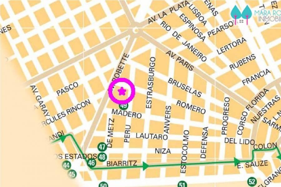 Ostende,Buenos Aires,Argentina,Lotes-Terrenos,AV ROBETTE Y ROMERO,5968