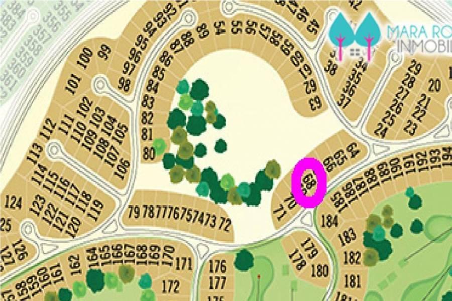 Costa Esmeralda,Buenos Aires,Argentina,Lotes-Terrenos,GOLF 1 LOTE 68,6090