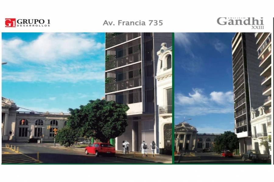 Rosario,Santa Fe,Cocheras,Gandi XXIII,Av. Francia,1538
