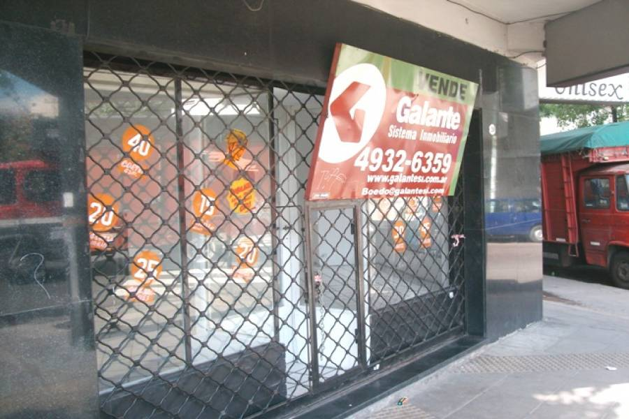San Cristobal,Capital Federal,Argentina,Local comercial,COCHABAMBA ,6261