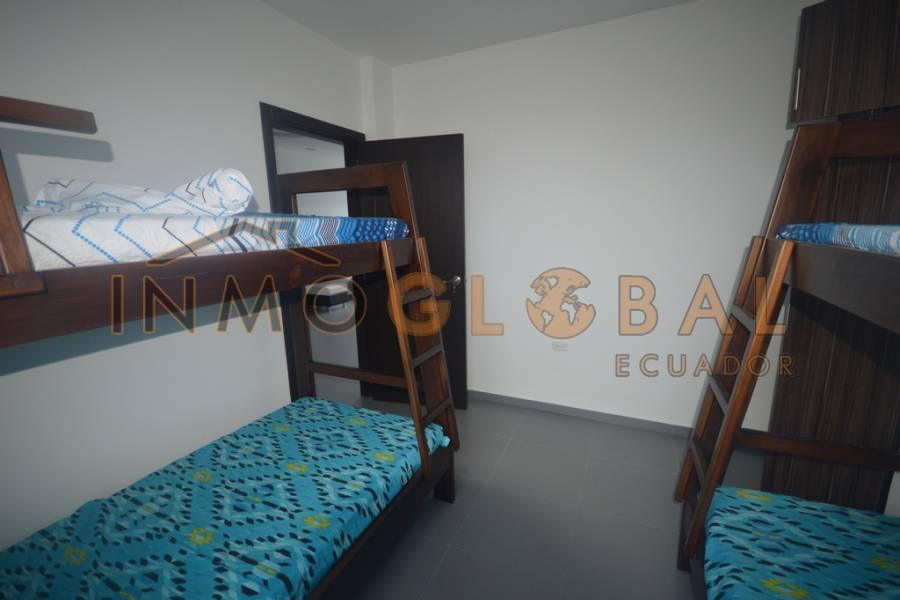 TONSUPA,ESMERALDAS,Ecuador,2 Bedrooms Bedrooms,2 BathroomsBathrooms,Apartamentos,6361