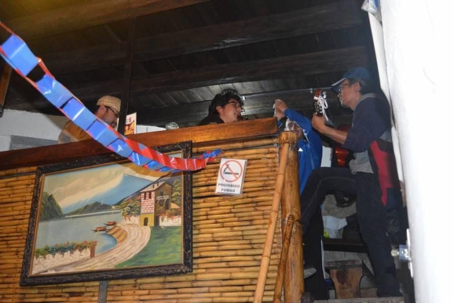 SAN BLAS, PICHINCHA, Ecuador, 1 Habitación Rooms,Locales,Venta,La ronda,6374