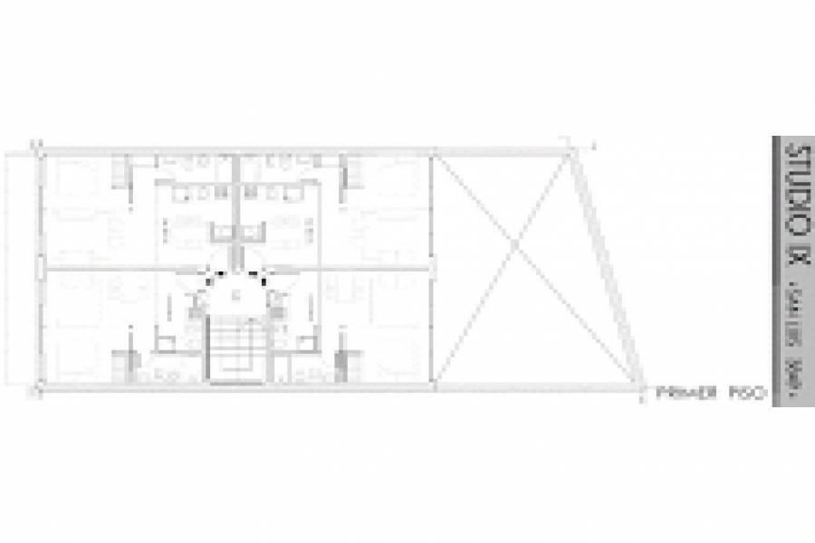 Rosario,Santa Fe,1 Dormitorio Habitaciones,1 BañoBaños,Departamentos,Studio IX,San Luis,1,1567