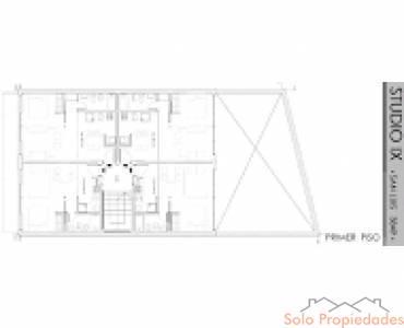Rosario,Santa Fe,1 Dormitorio Habitaciones,1 BañoBaños,Departamentos,Studio IX,San Luis,1569