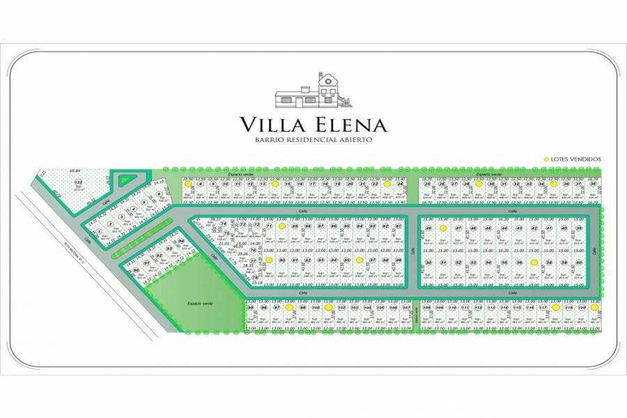 Oliveros,Santa Fe,Lotes,Villa Elena Barrio Abierto,Ruta 11,1590