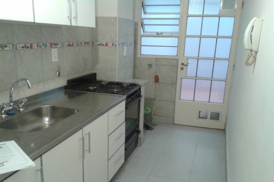 Caballito,Capital Federal,Argentina,2 Bedrooms Bedrooms,1 BañoBathrooms,Apartamentos,ROSARIO ,7136