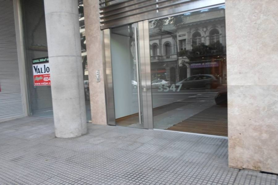 Palermo,Capital Federal,Argentina,2 Bedrooms Bedrooms,1 BañoBathrooms,Apartamentos,AV CORDOBA ,7252