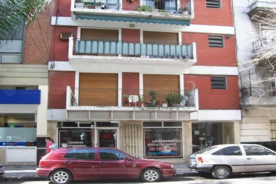 Recoleta,Capital Federal,Argentina,2 Bedrooms Bedrooms,1 BañoBathrooms,Apartamentos,JUNCAL,7298