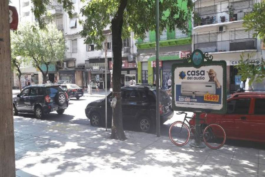 Balvanera,Capital Federal,Argentina,2 Bedrooms Bedrooms,1 BañoBathrooms,Apartamentos,RIVADAVIA,7300