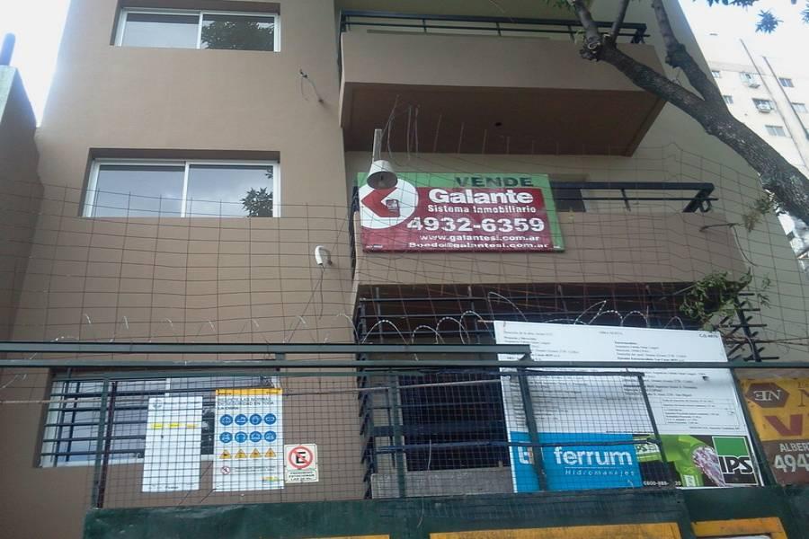 Parque Chacabuco,Capital Federal,Argentina,2 Bedrooms Bedrooms,1 BañoBathrooms,Apartamentos,INCLAN,7327