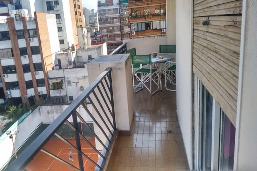 Caballito,Capital Federal,Argentina,2 Bedrooms Bedrooms,1 BañoBathrooms,Apartamentos,FORMOSA,7377