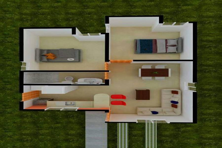Mérida,Yucatán,Mexico,2 Bedrooms Bedrooms,1 BañoBathrooms,Casas,7579