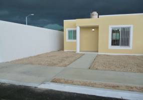 Mérida,Yucatán,Mexico,2 Bedrooms Bedrooms,1 BañoBathrooms,Casas,103 Cd. Caucel,7623