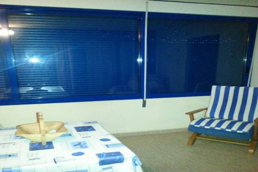 Villajoyosa,Alicante,España,1 Dormitorio Bedrooms,1 BañoBathrooms,Apartamentos,7764