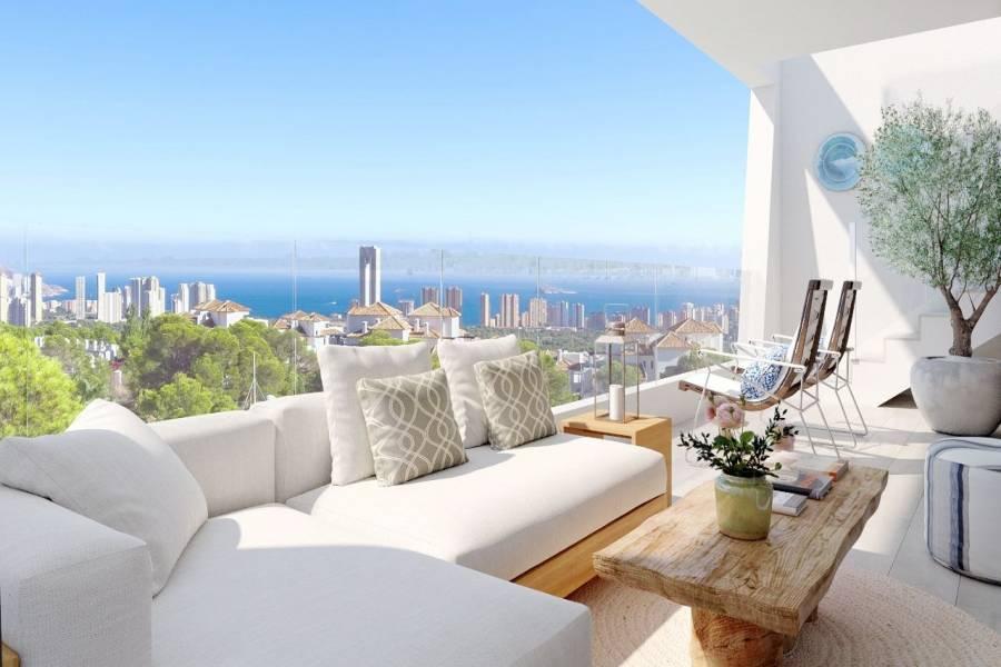 Finestrat,Alicante,España,Pisos,puerto rico,8192