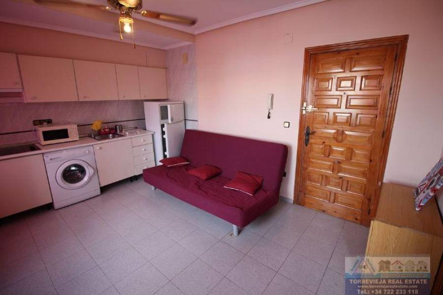 Torrevieja,Alicante,España,1 BañoBathrooms,Pisos,8237